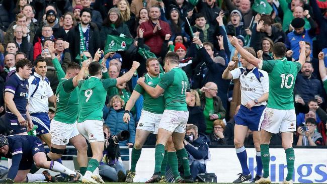 Ireland have won their third Six Nations in five years under Joe Schmidt.