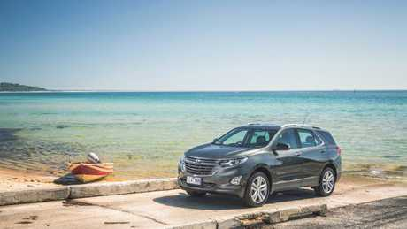 Holden Equinox: As a reader asks, what makes paddle-shifters so special?
