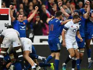 Les Bleus! England's Six Nations dreams shattered in Paris