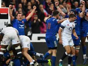 Les Bleus! England's Six Nations dreams shattered in Paris