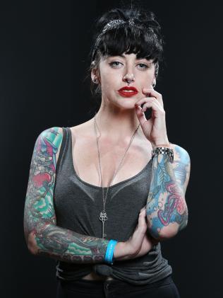Bianca Moore.