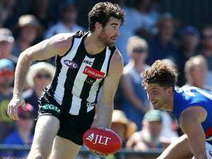 Pies fear ACL blow for Goldsack