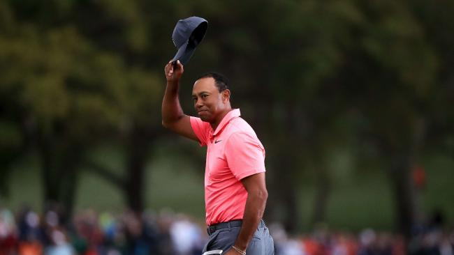 Tiger Woods one back as Conners keeps Valspar lead