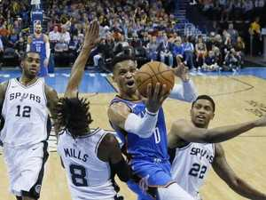 OKC leapfrog Spurs in West, Kawhi return date set