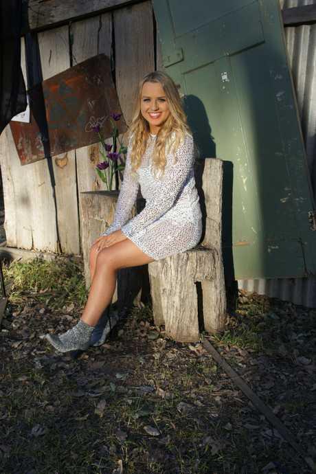 Singer Christie Lamb.