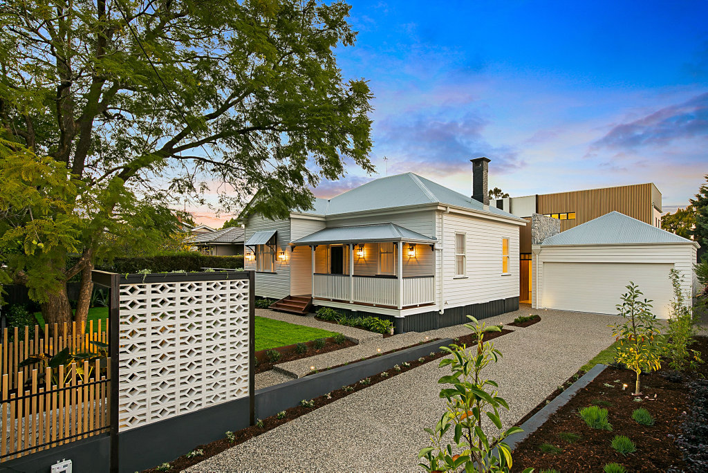 Toowoomba homes on display during the Garden City Zonta Grand Homes Tour.