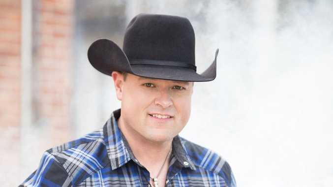 Australian-Canadian singer Gord Bamford will perform at the CMC Rocks Festival at Willowbank on Friday.