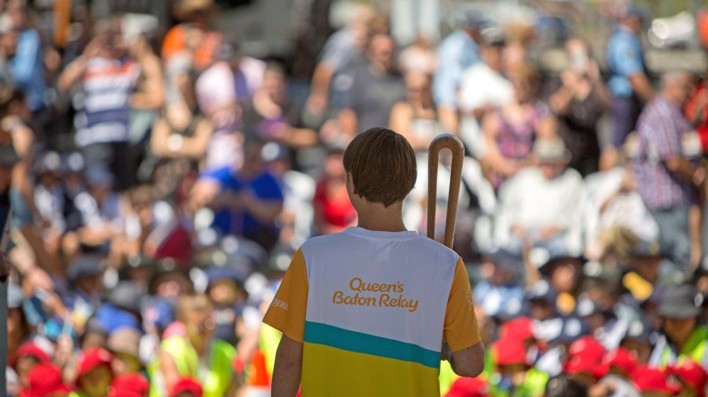 The Queen's Baton Relay will visit Mackay next week on Tuesday, March 20.