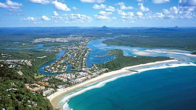 Noosa land price increases is putting on rates pressures.