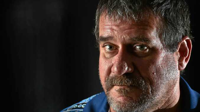Coast father Stephen Tough is unable to work after a double bypass and will be in pain for the rest of his life. He has applied for a disability pension but any approval is weeks away.