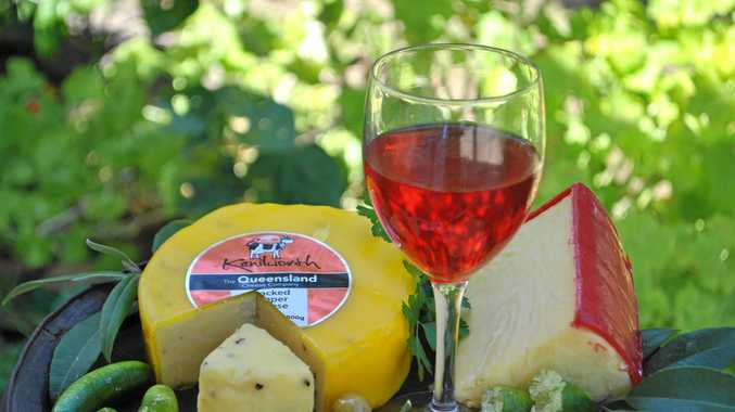 Celebrate Easter Saturday on March 31 at the Kenilworth Cheese, Wine and Food Festival.