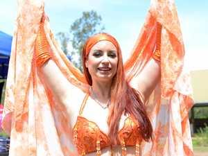 Fernvale bursts with festival colour