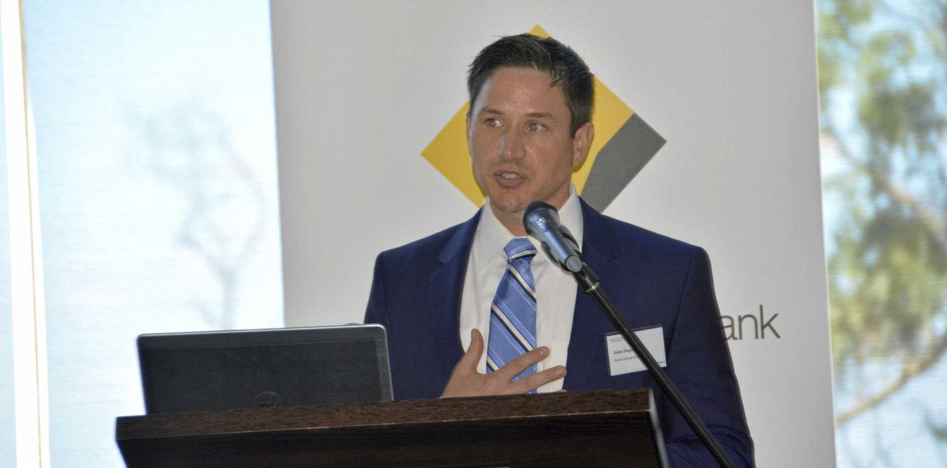 Nexus CEO John Hagan.