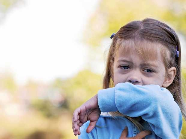 PROTECTION: Having your children vaccinated against infectious diseases such as whooping cough will help keep them safe and well.