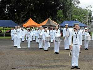 TS Maryborough annual inspection