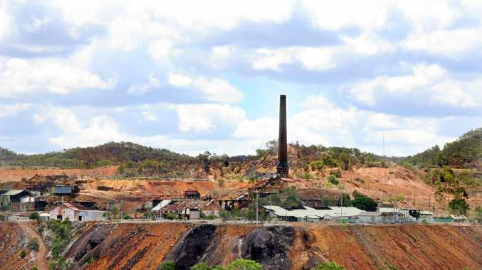 Carbine Resources appeals for stakeholder support to revive the Mount Morgan mine site.