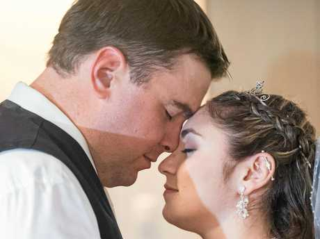 WEDDED BLISS: Mariah Stabile and James Reid's magical wedding at the Little Theatre.