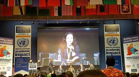 PACE48 Founder Tamara Richardson