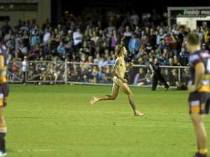 NRL streaker fronts Toowoomba court
