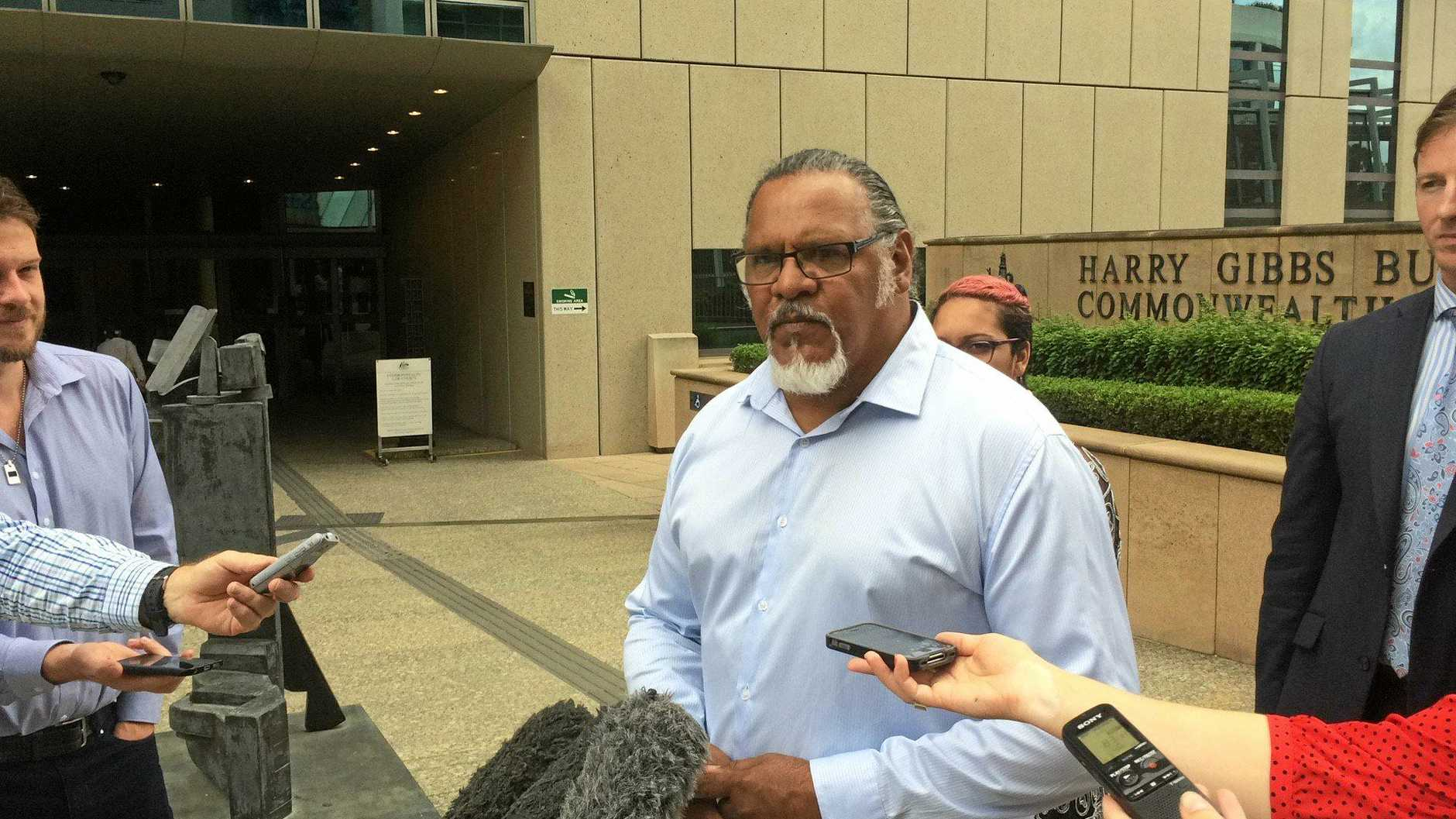 Prominent Wangan and Jagalingou spokesman Adrian Burragubba will give evidence in legal challenge of Adani's plans.