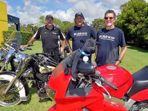 Black Dog Ride gathers motorcyclists for suicide prevention