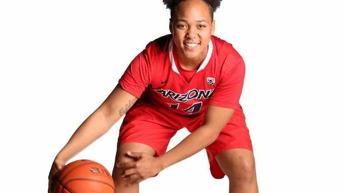 ON COURT: The Toowoomba Mountaineers women have added University of Arizona guard Malene Washington to their 2018 squad.