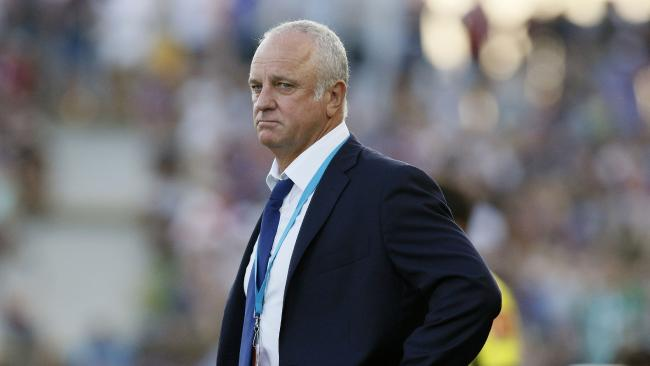 Graham Arnold will join the Socceroos at the end of the season.