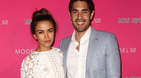 She is married to former Home and Away star Tai Hara. Picture: Chris Pavlich
