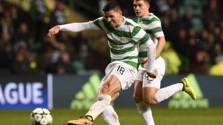 Tom Rogic has been in good form for Celtic. Picture: AFP Photo