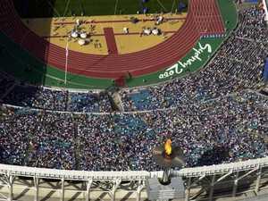 Olympic stadium upgrade