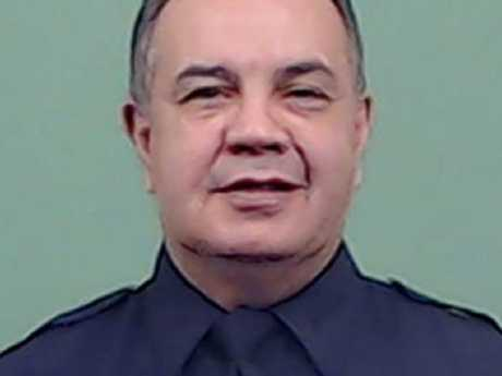 NYPD detective Sal Tudisco was investigating the disappearance of missing Uzbek tourist Sabirjon Akhmedov. Picture: NYPD