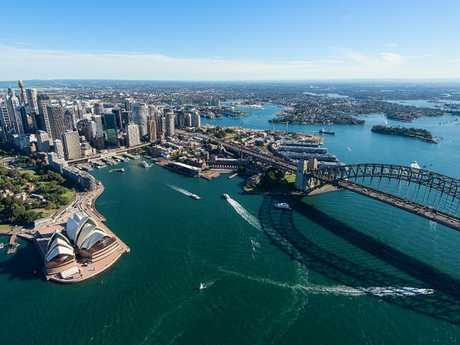 Sydney's population is set to soar by the middle of this century.