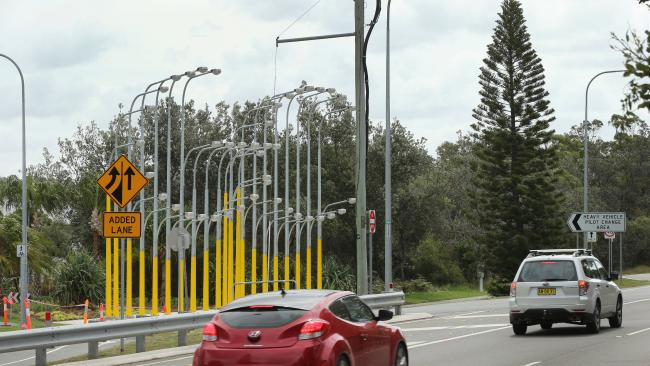 The New York artist behind the controversial M1 lights at Yatala is furious about plans to tear them down, saying we've failed to understand.