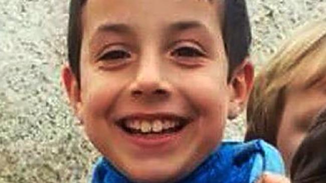 Eight-year-old Spanish boy Gabriel Cruz, who disappeared on February 27, 2018, has been found dead in the boot of his stepmother's car. Picture: AFP/Twitter account Guardia Civil