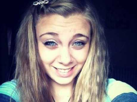 Mum Katy Tompkins believes her daughter started using crystal meth when she moved out six months ago. Picture: Facebook