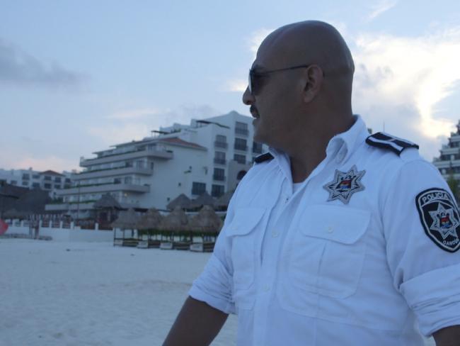 Death is skyrocketing in Cancun.