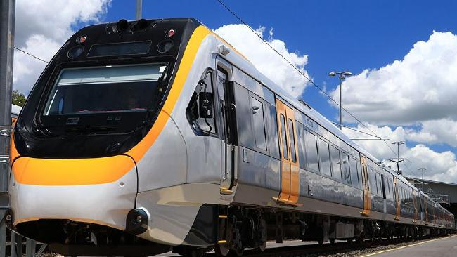 "Queensland's $4.4bn ""New Generation Rollingstock"" trains have been [plagued by problems and design faults. Picture: Supplied."