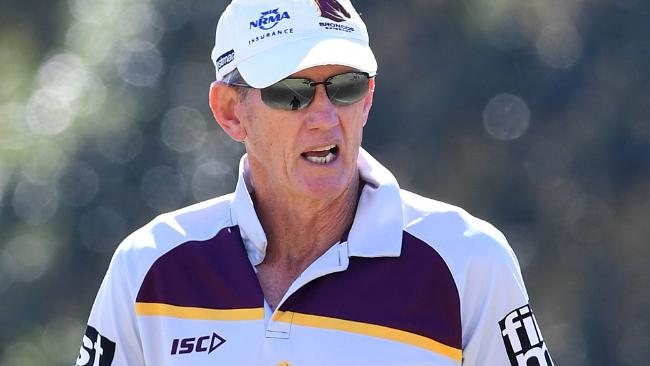 Wayne Bennett is feeling the heat at the Broncos.