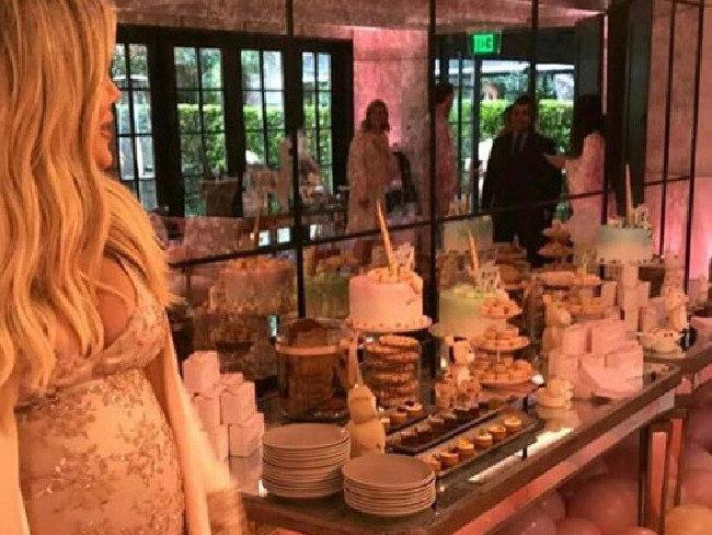 Inside Khloe's amazing baby shower.