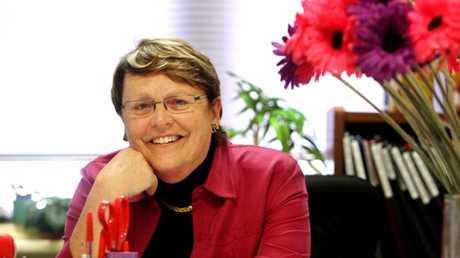Dr Marilyn Campbell at QUT.