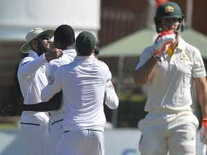 Loose cannon blasts out hapless Aussies