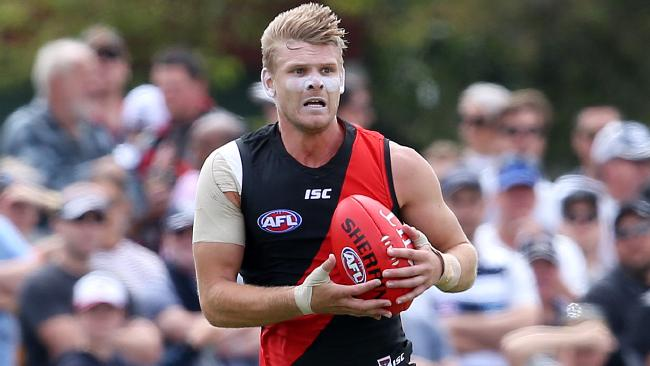 John Worsfold isn't concerned about an injury to Michael Hurley. Picture: Michael Klein