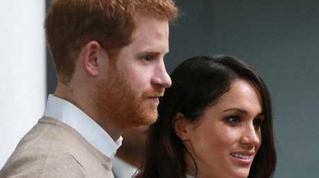 Prince Harry and Meghan Markle are set to wed on may 19. Picture: MEGA
