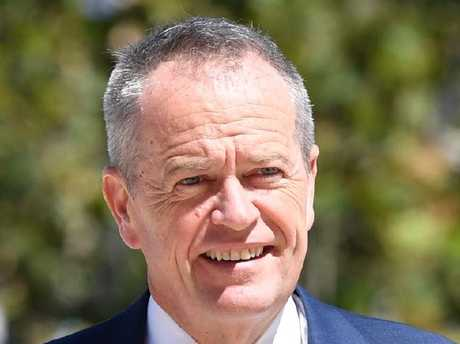 Opposition Leader Bill Shorten has said the Labor Party would back the Adani mine if it proved financially and environmentally viable. Picture: David Mariuz / AAP