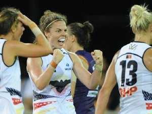 AFLW: One round left, five in the hunt
