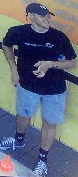 CASE 1: Police want to speak with this man in their investigation into a wilful damage offence about 2.45pm on Sunday, February 18, on Bourbong St in Bundaberg Central (reference: QP1800314465).
