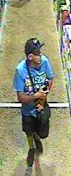 CASE 4: Officers want to speak with this man who they believe may be able to help their investigation into shoplifting about 3.25pm on Sunday, February 15, on Targo St in Bundaberg South (reference: QP1800316307).