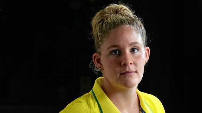 Ipswich's Australian Commonwealth Games representative Leah Neale.