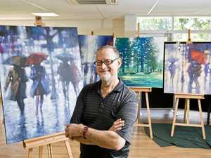 Hinchliffe returns to Garden City for Grammar art show