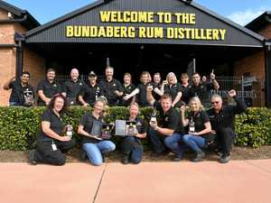 Bundy's one of the world's top distillery attractions